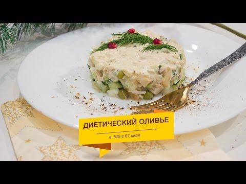 Праздничные диетические блюда рецепты