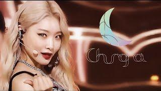 [Stage mix] 청하 (CHUNG HA) - Chica (치카) 교차편집