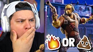 Fortnite Rap Battle - Reaction