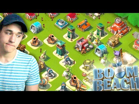 The Truth about ATTACKING in Boom Beach! Starting Over #5!