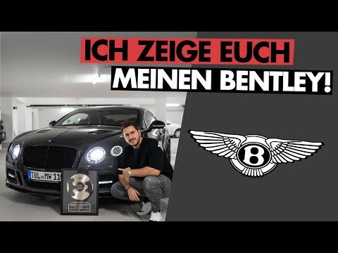 Mein NEUES Auto! Bentley Continental Mansory von Mesut Özil?