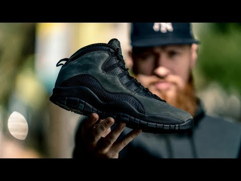 EARLY REVIEW: Air Jordan 10 Shadow + On Feet Look!