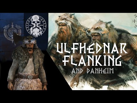 Deadly Ulfhednar Flanking 80 Kills | 5 Man Squad | Mount & Blade 2 Bannerlord  Beta Captain Gameplay