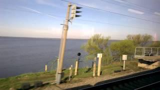 29.04.2016. Московское море из окна Ласточки.