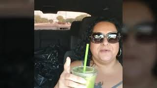 GPS lady HATING on Salad and Go Review
