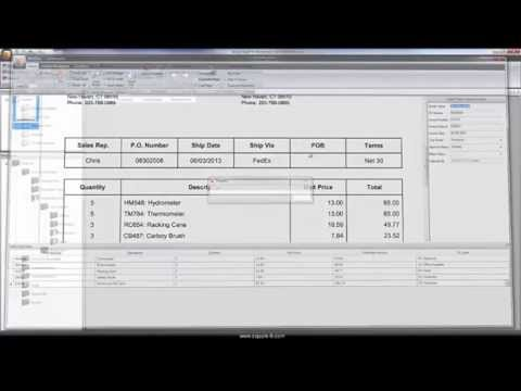 Capital Business Systems 5 minute demo
