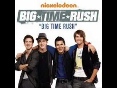 Big Time Rush Lyrics