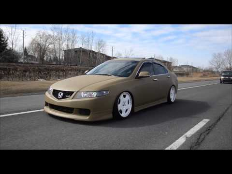 LowLevel Easter Surprise x Acura TSX Makeover x Stance Culture