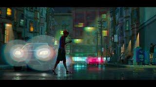 Spiderman : Into the Spider-verse ;( Sad scene. Juice Wrld -Hide (OST)