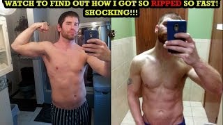 Extreme Two Week Body Transformation! Shocking, Amazing Weight & Fat Loss in Only 15 Days!