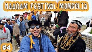 NAADAM - NATIONAL FESTIVAL OF MONGOLIA