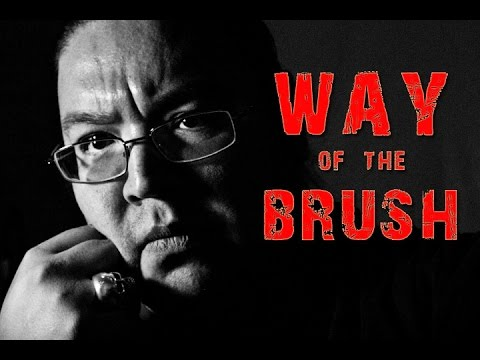 Way of the Brush ep 84 - Pants OFF Paint On!