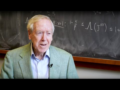 Course Introduction of 18 065 by Professor Strang - YouTube