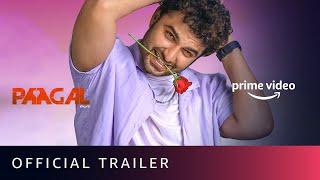 Paagal - Official Trailer | Vishwak Sen, Nivetha Pethuraj, Simran, Megha Lekha | Amazon Prime Video Image