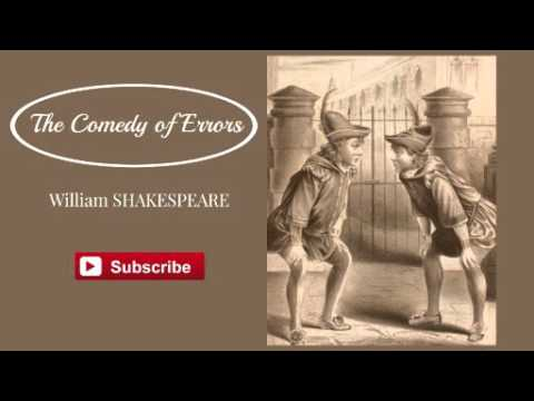 The Comedy of Errors by William Shakespeare - Audiobook