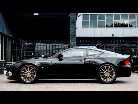 2007 Aston Martin Vanquish S 2 2 Youtube
