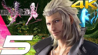 Final Fantasy XIII-2 - Gameplay Walkthrough Part 5 - Sunleth Waterscape [4K 60FPS]