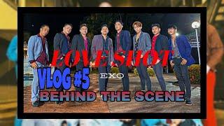 VLOG #5 - EXO (엑소) - LOVE SHOT (DANCE COVER) | THE SPIRIT CR…