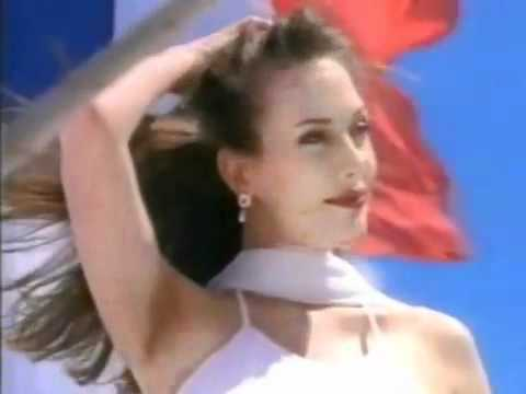 Hunter Tylo's advert for Lux