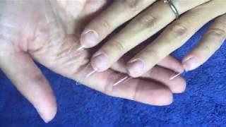 Akrylové nehty na typy | 1. Část