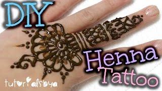 diy henna tattoo tutorial tips tricks   tutorialsbya