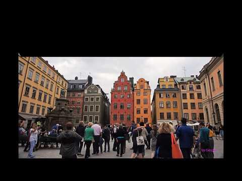Scandinavia - Stoccolma Oslo Copenaghen Helsingor