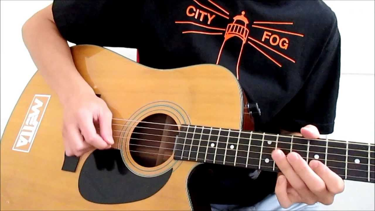 Book Of Love Cover Acoustic : Bulletproof love pierce the veil acoustic guitar cover