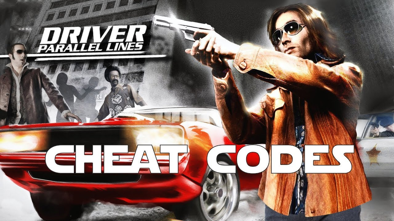 All about driver parallel lines cheats amp codes for xbox.