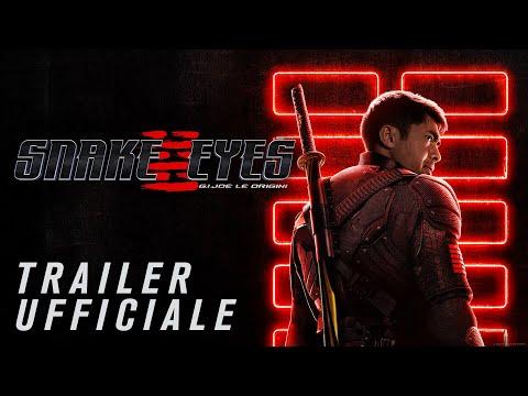 Snake Eyes: G.I. Joe Le Origini - Trailer Ufficiale