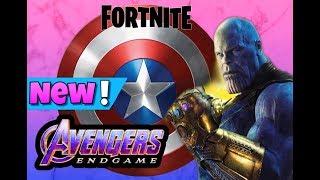 * NEW * AVENGERS LTM - Fortnite Battle Royale