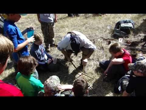 Boy Scout Wilderness Survival