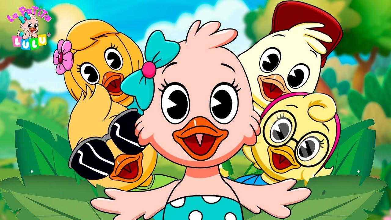La Canción de la Patita Lulu, Canciones infantiles - Toy Cantando
