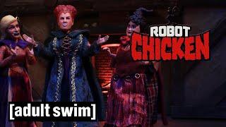Robot Chicken | Hocus Pocus 2020 | Adult Swim UK 🇬🇧