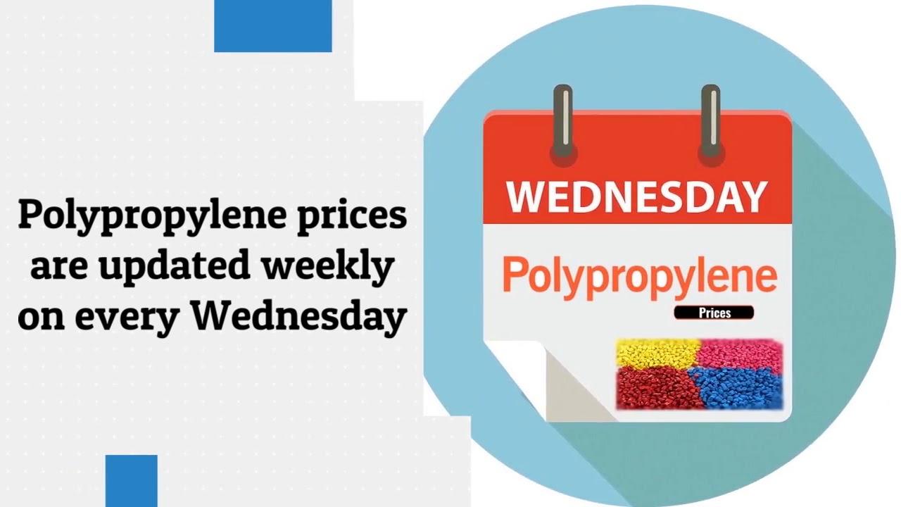 Polymerupdate's Brand New - 'Polypropylene (PP) Price
