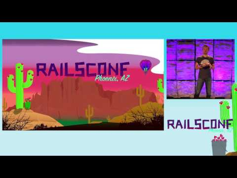 RailsConf 2017: Opening Keynote by David Heinemeier Hansson