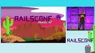 RailsConf 2017: Opening Keynote by David Heinemeier Hansson