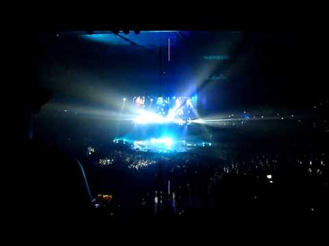 Muse - The Resistance Tour - Melbourne 15/12/2010 - Video Medley (HD)