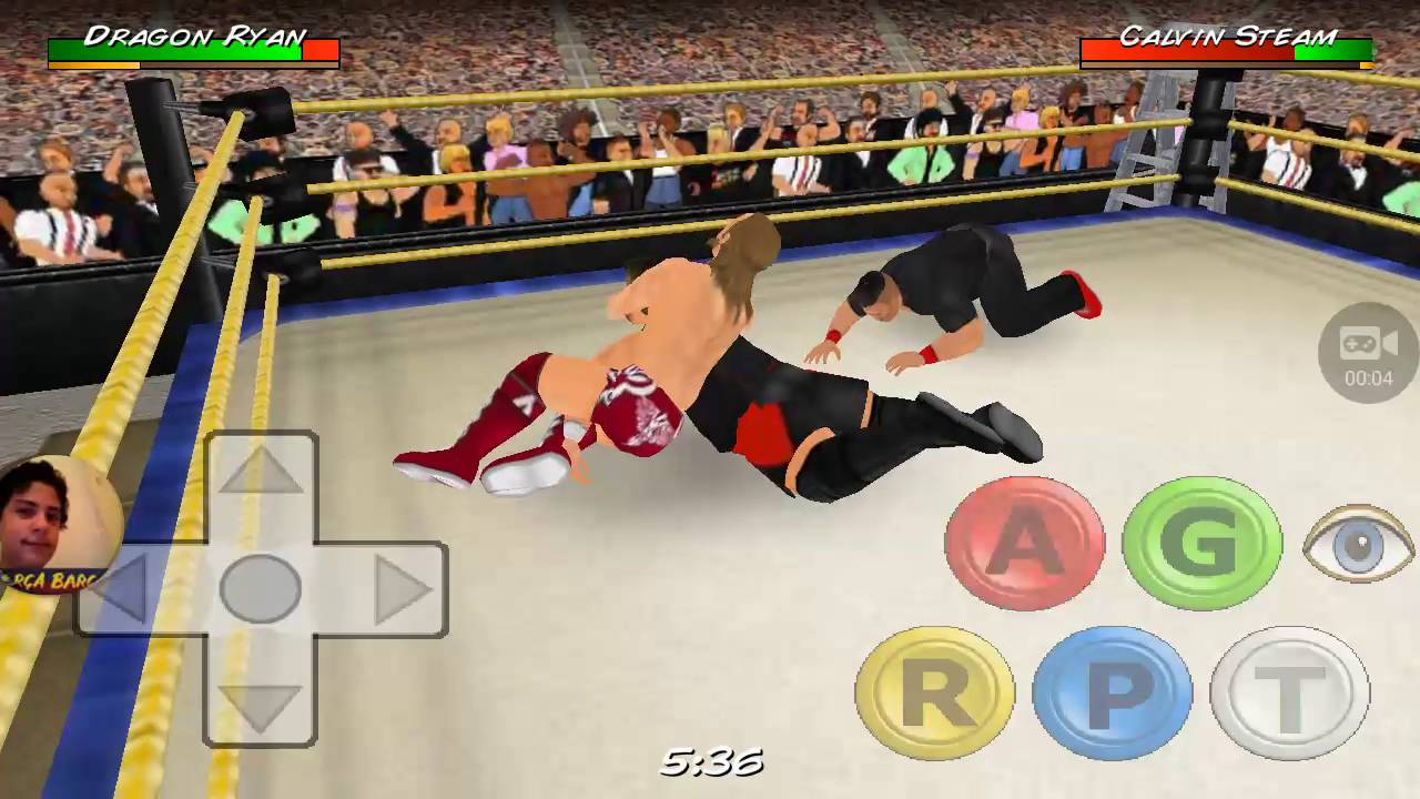 Download wrestling revolution 3d with pro license