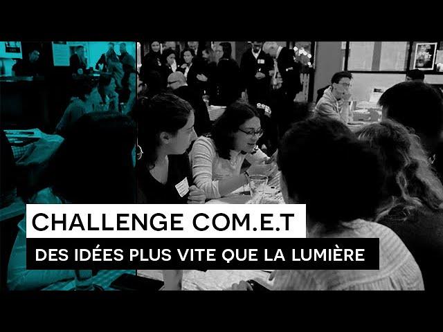[ÉVÉNEMENT] : Challenge Com.e.T - Retour en images