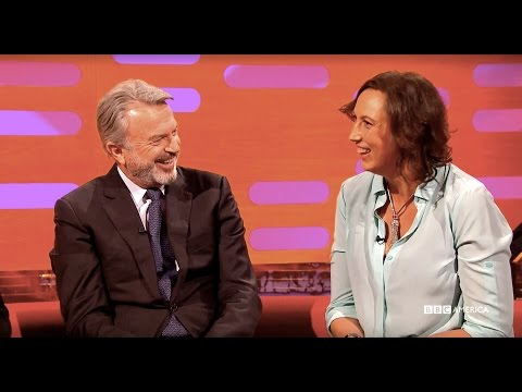 Re-creating Jurassic Park with Sam Neill, Ewan McGregor and Miranda Hart - The Graham Norton Show