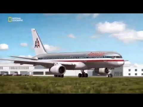 American Airlines Flight 77-Crash Animation