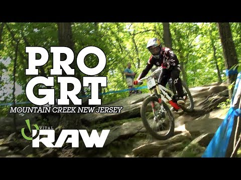 DH ROCK SMASHING IN JERSEY - Vital RAW, Mountain Creek Pro GRT