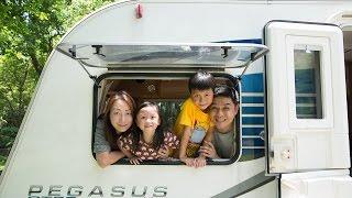 【呀劍萬帥】大嶼山 塘福村 塘福露營車 Caravans Hong Kong