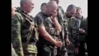 Они рвут нам глотки за свой Донбасс