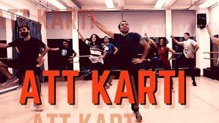 Att Karti   Jasi Gill   Dance Cover by NYC Bhangra