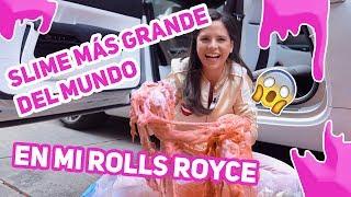 MI AUTO SE LLENA DE SLIME EPIC FAIL - ROLLS ROYCE WRAITH - El Mundo de Camila Guiribitey
