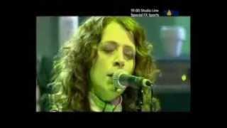 Melissa Auf der Maur - Real, A Lie Live on ViVA