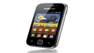 Setting Up Samsung Galaxy Y On Sainsbury