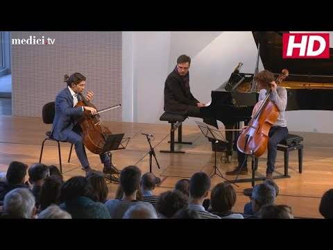 Master Class: Gautier Capuçon - Saint-Saëns: Cello Concerto No. 1 in A Minor