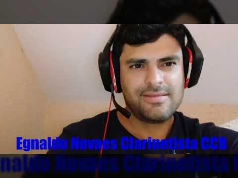 Tocata Com Partitura - Busquemos Irmãos Caros - Egnaldo Novaes Clarinetista Primitivo.